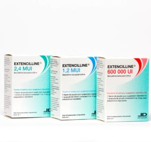 Extencilline